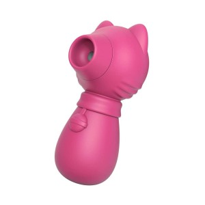 Clitoral Sucking Vibrator for Clit Nipple Stimulation with 7 Suction Patterns  Rechargeable Waterproof Adult Sex Toys