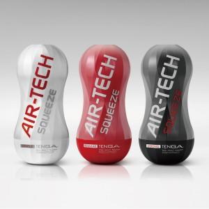 Air  tech Reusable Vacuum Sex Cup Soft Silicone Vagina  Male Masturbator Cup