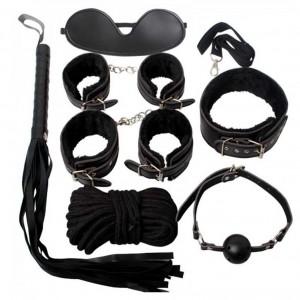 7 pcs/Set Bondage Kit Foreplay toys for Couples