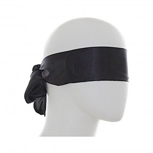 Fetish Eye Blindfold Restraints for Flirting Couples