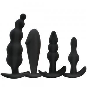 Anal Plug Butt Plug Expander Dildo Male Masturbator Women for Men Couples Gay