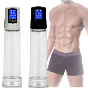 USB rechargeable automatic penis enlarger pump penis enlargement device for Men