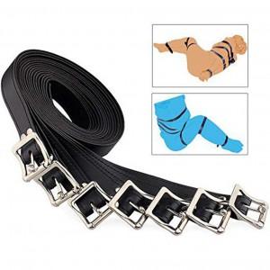 7PCS SM Bondage Restraints adjustable Belts Combination