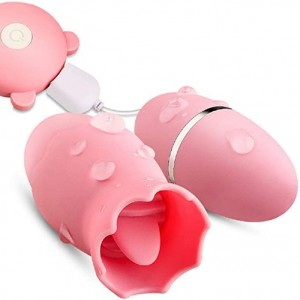 Dual-head pleasure, silent, water-absorbing and waterproof dual-motor USB rechargeable vibrator